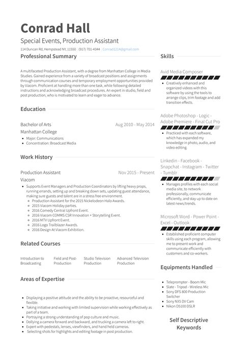 Sle Resume For Material Handler by Material Handler Resume Sles Templates Visualcv