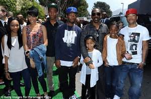 eddie murphy son eddie murphy enjoys day out with 14 year old daughter
