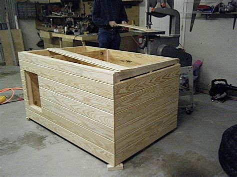 winter dog house plans woodworking plans rocking horse