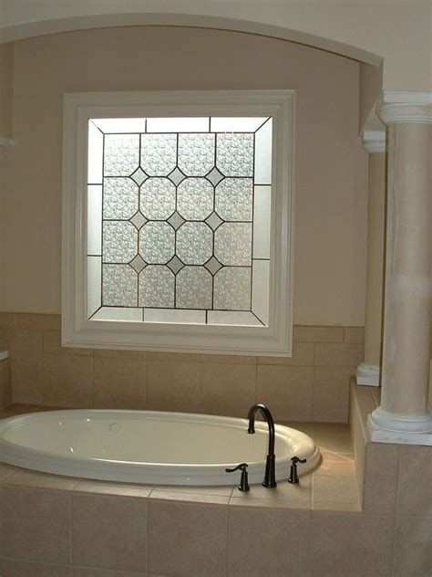 add     stained glass window  faux stained