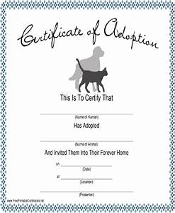 dog certificate template 9 free pdf documents download With free dog birth certificate template