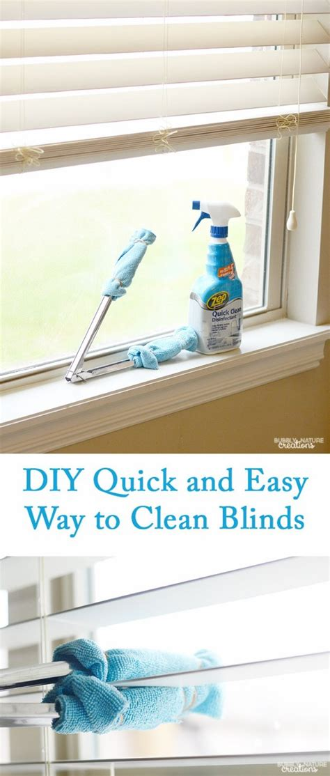 easy way to clean blinds 40 brilliant cleaning tips to keep your home sparkling