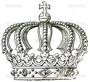 Royal Tattoo Queen Crown Drawing