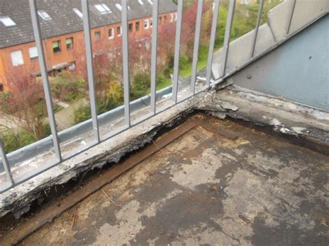 Fußboden Für Balkon by Balkon Fussboden