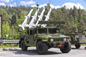new capability in the nasams air defence system