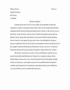 Personal statement harvard sample
