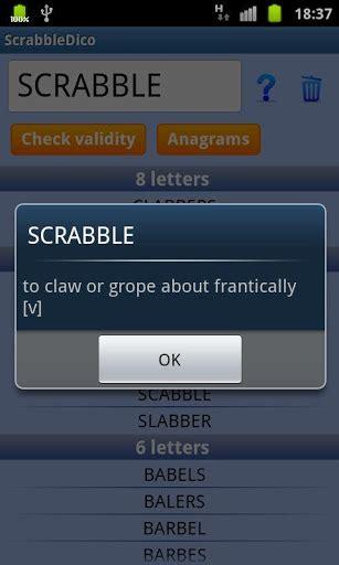 scrabble dicoanagrammes ideal pour vos jeux de reflexion