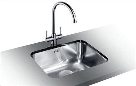 UND6502 Blanco Supra 500 U Sink & Tap UND Pack UND6502