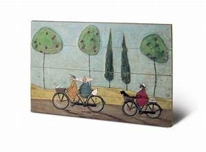 Bild Auf Holz : bild auf holz sam toft a nice day for it bei europosters ~ Frokenaadalensverden.com Haus und Dekorationen
