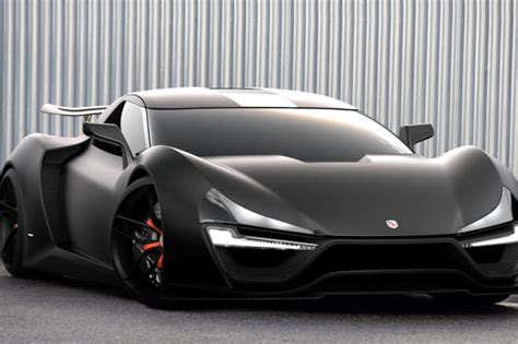 Trion Nemesis Set To Be Fastest Car In The World