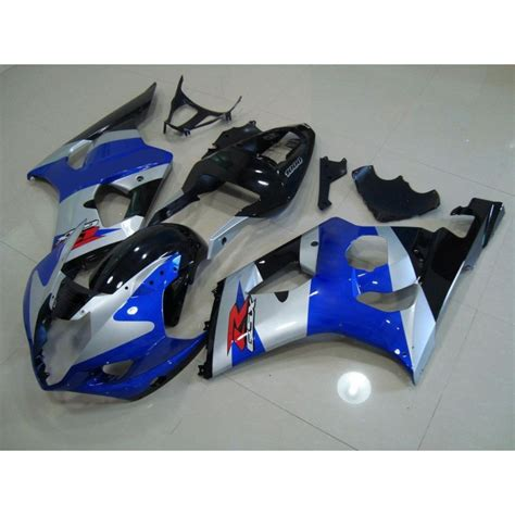 Suzuki Fairings by Fairings For Suzuki Gsx R1000 2003 2004 Blue Silver