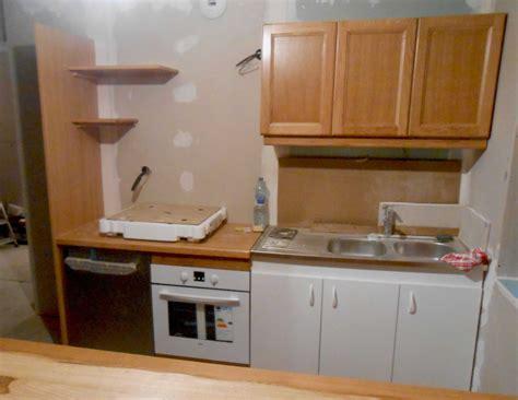 cuisine meuble bois meuble cuisine en bois massif agrable placard cuisine