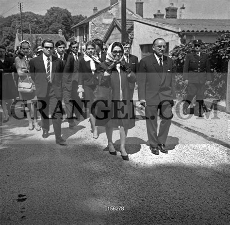 francoise dorleac husband image of obseques of francoise dorleac funeral of