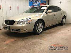 2008 Buick Lucerne Adds Radio  Backup Camera  And 3m