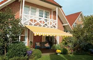 terrasse und garten sonnenschutz ideen sonnensegel und With markise balkon mit glööckler tapete grün