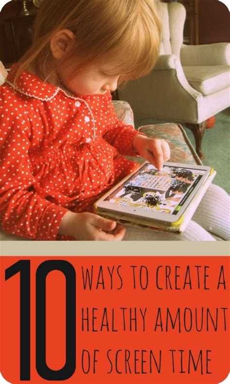 screen time for 10 ways to find a healthy balance my children posts and grace o malley