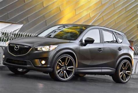 Modifikasi Mazda 5 by Modifikasi Mazda Cx 5 Terbaru Semisena