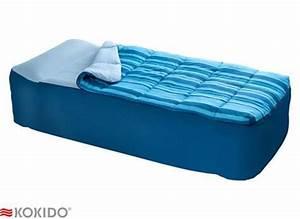 Lit D Appoint Gonflable : kokido combi couette pour lit d 39 appoint gonflable 1 ~ Melissatoandfro.com Idées de Décoration