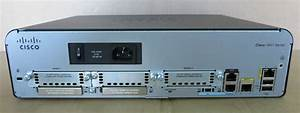 Cisco 1941 1900 Integrated Services Router Network ...