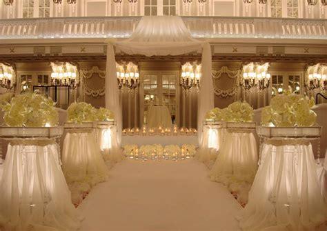 chicago wedding decor floral arrangements