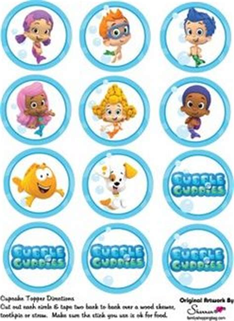 1000 ideas about bubble guppies decorations on pinterest