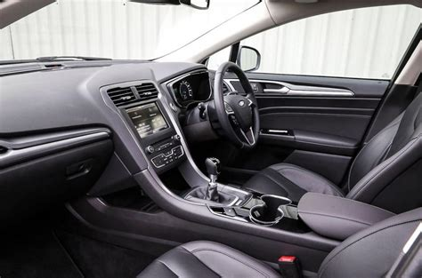 Ford Mondeo Interni by Ford Mondeo Interior Autocar