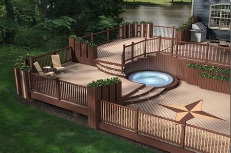 plastic vs composite decking pros and cons of materials