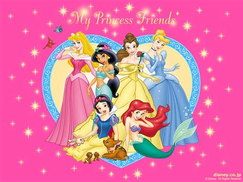 Animated Princess Wallpapers - disney princess wallpapers 4 anime
