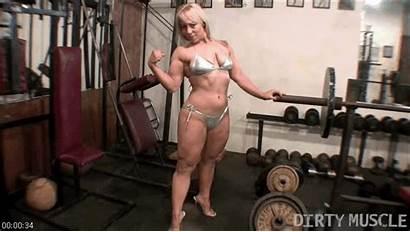 Female Bodybuilders Muscular Severe Muscle Thread Screenshot