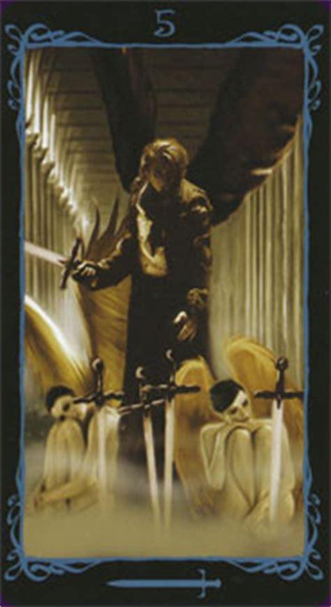 dark angels tarot reviews images aeclectic tarot