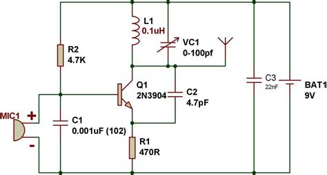 How Make Radio Transmitter Electronics Projects