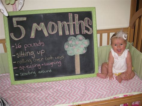 The Life Of Faith Sweet Pea Is 5 Months Old