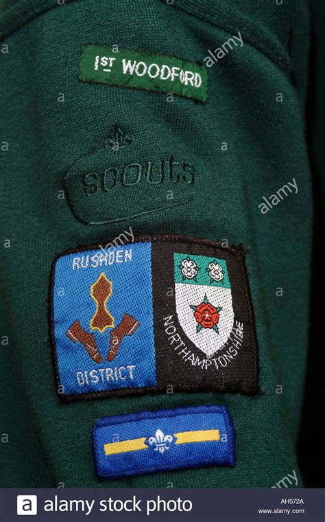 Scout Badges Stock Photos & Scout Badges Stock Images - Alamy