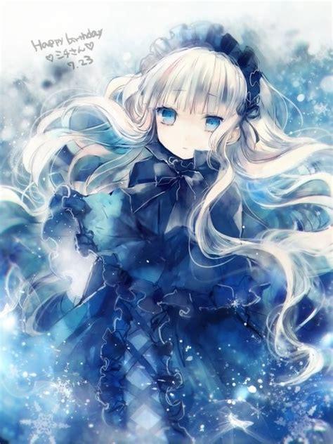 anime girl lạnh l 249 ng băng gi 225 t 236 m với google dễ thương