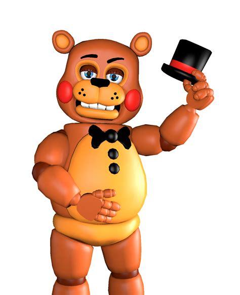 Toy Freddy Render Sfm By Arrancon On Deviantart