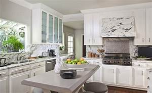 marble kitchen hood transitional kitchen sue firestone With kitchen colors with white cabinets with bed bath and beyond wall art
