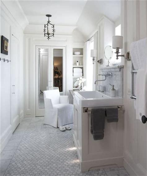 White Marble Bathroom Ideas White Tile Floor Bathroom 2017 Grasscloth Wallpaper
