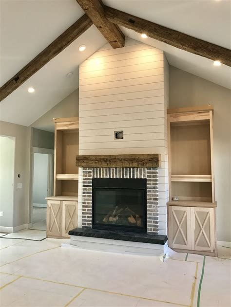 white shiplap ideas  pinterest wood walls