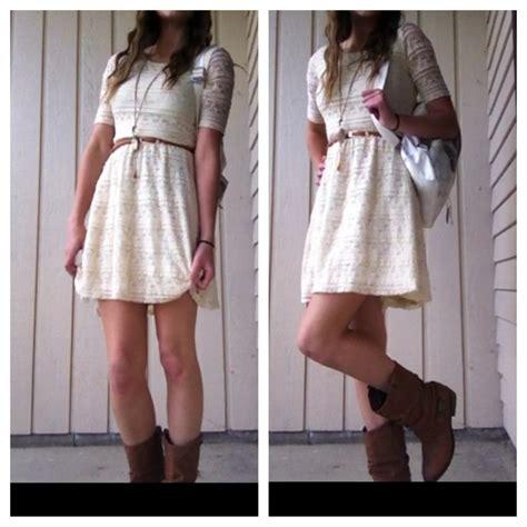 Fall Dresses with Leggings