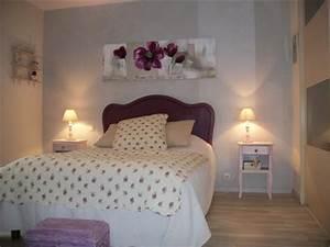 deco de chambre d adulte romantique visuel 6 With decoration chambre adulte romantique