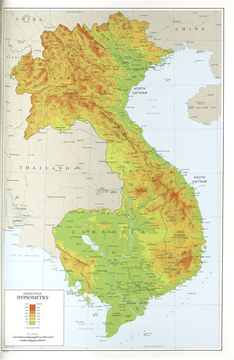 File:Indochina Hypsometry Map-1970.jpg - The Work of God's ...