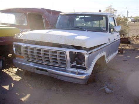 1979 ford truck parts autos post