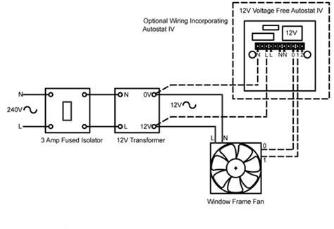 Wff Wiring Rhl Ventilation Bathroom Kitchen