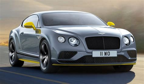Bentley Continental Photo by 2017 Bentley Continental Gt Looks More Muscular