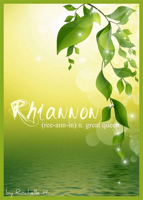 rhiannon definition baby girl name rhiannon meaning great queen origin