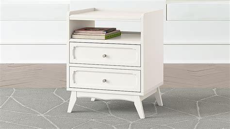 Kids Monarch White 2-drawer Nightstand + Reviews