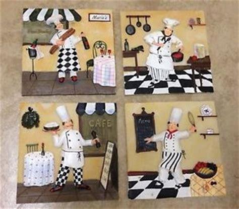 chef decor for kitchen best 25 bistro kitchen decor ideas on