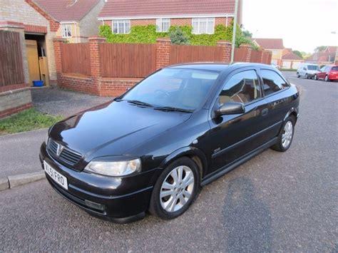 2001 Vauxhall Astra Mk4 1.8 Sxi 16v 3 Door Hatch In