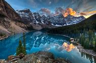 Mountain Forest Canada