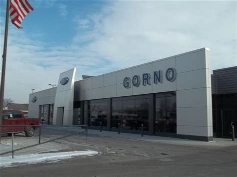 Gorno Ford Collision Center